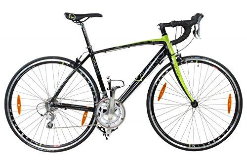 viking Monaco Rennrad, 20 Gang, 700c, 3 Rahmengrößen Shimano Tiagra, Rahmengrösse:50 cm