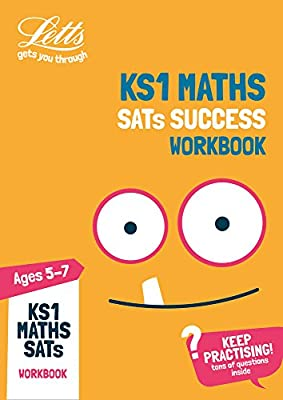 KS1 Maths SATs Practice Workbook: 2019 tests (Letts KS1 SATs Success) (Letts KS1 Revision Success) from Letts