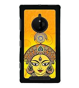 ifasho Designer Phone Back Case Cover Nokia Lumia 830 ( Pink Black White Diamond Colorful Pattern Design )