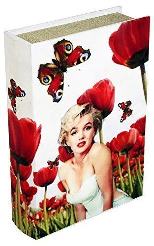 Marilyn Monroe de rangement pour livres