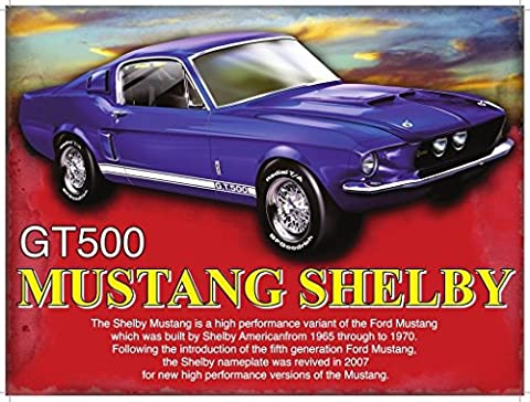 Mustang Shelby - Classic American Muscle Motor