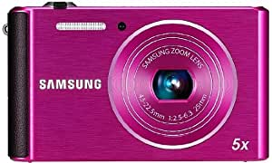 Samsung ST66 Appareil photo numérique 16,2 Mpix Rose