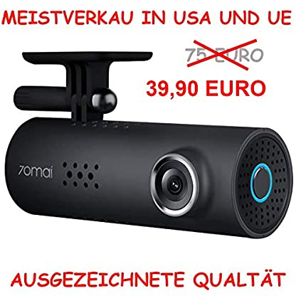 Dash-Camera-car-registrator-70MAI-Black