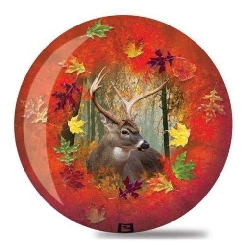 Hunting Viz-A-Ball Bowling Ball by Brunswick Bowling Products