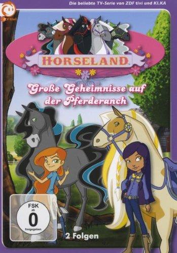 Vol.14 - Große Geheimnisse auf der Pferderanch