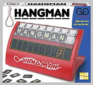 cf348e998 Guilty Gadgets ® Hangman Fun Word Letter Retro Traditional Board ...