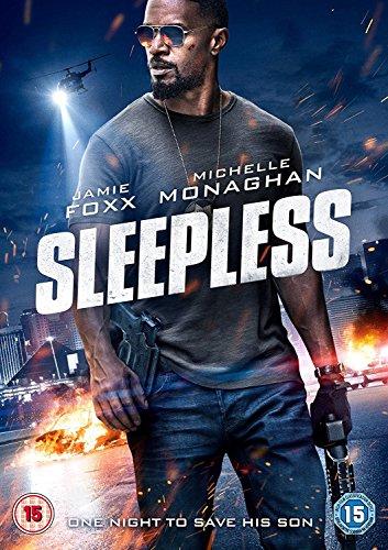 Sleepless  DVD   2017
