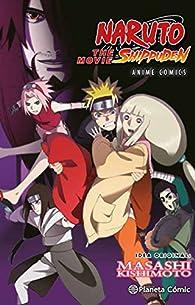 Naruto Anime Comic nº 01 Shippuden par Masashi Kishimoto