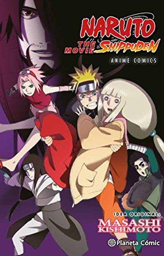 Naruto Anime Comic nº 01 Shippuden (NARUTO PELÍCULAS)
