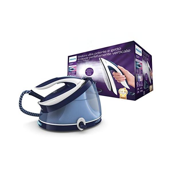 Philips Ferri a vapore Ferro da Stiro con Caldaia PerfectCare Aqua PRO, Tecnologia OptimalTEMP, Colpo Vapore 440g… 1 spesavip