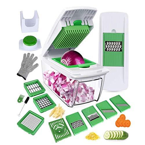 Naive water flow Gemüse, Obst, Gemüse, Kartoffeln Slicer Messer, Messer Messer Setzen Handschuhe Schneiden/Cd/Reibung/Planer/Datei Und Eier Trennung,Grüne