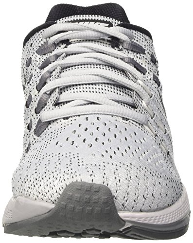 Nike W Air Zoom Structure 19, Chaussures de Running Entrainement Femme Multicolore (Pure Platinum/Blk-White-Cl Gry)