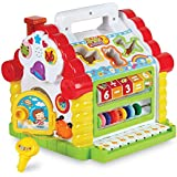 Toyshine Learning House Baby Activity Play Centre (1-3 Years)