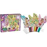 Orb Factory ORB11088 - Loisirs Créatifs - Disney Fées Clochette, Noa, Rosélia - Sticky Mosaiques Autocollantes aux Numéros