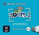 Zoom 1 A1.1 : Manuel numérique (1Clé Usb)