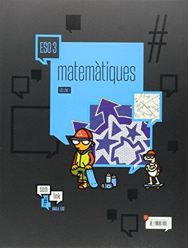 Matemàtiques 3r d'ESO #Somlink LA (Projecte #Somlink) - 9788447928002