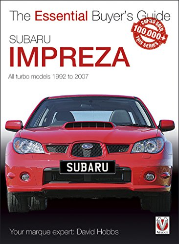 subaru-impreza-the-essential-buyers-guide-essential-buyers-guide-series-book-0-english-edition