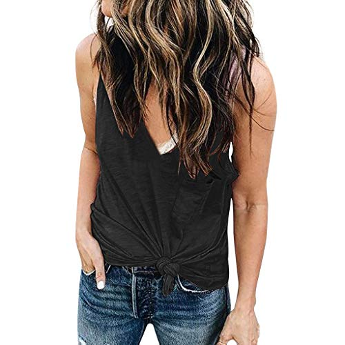 Daylin Women Fashion Solid Tops Soft V-Neck Blouse for sale  Delivered anywhere in UK