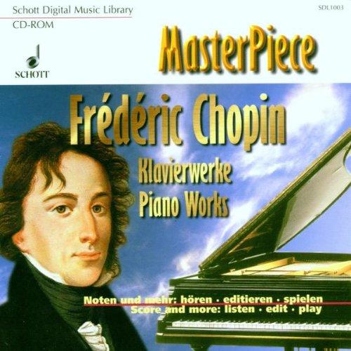 Schott Musik International GmbH Frederic Chopin - Klavierwerke