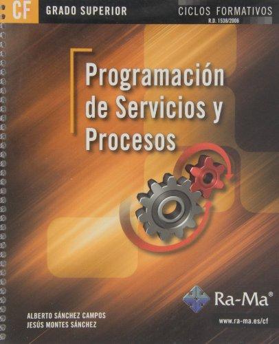 Programación de Servicios y Procesos (GRADO SUPERIOR) por Alberto Sánchez Campos