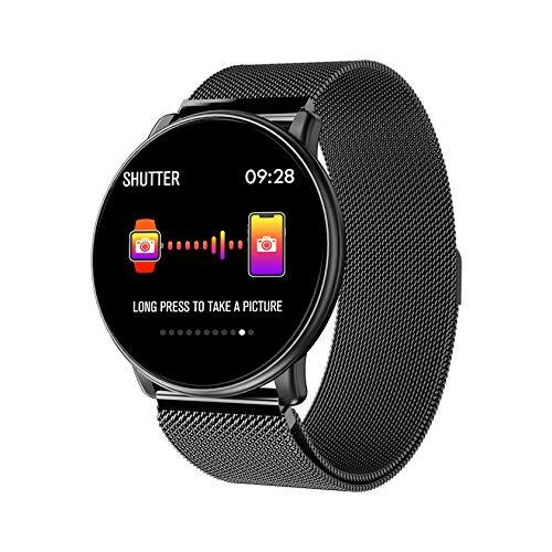 ZNSBH Smartwatch, Fitness Armband Sportuhr Smart Watch Schlafmonitor Schrittzähler Armbanduhr mit iOS Android für Kinder Damen Herren zum Laufen, Wandern und Klettern