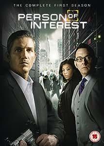 Person of Interest - Season 1 [DVD + UV Copy] [2013]