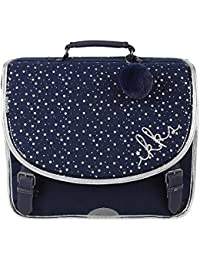 Cartable 35 Bleu IKKS St Germain