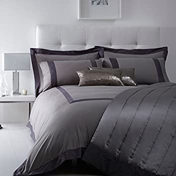 b5a5aec9ccf Debenhams J By Jasper Conran Grey  Wilton  Duvet Cover Double  J by ...