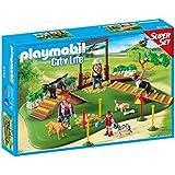Playmobil - 6145 - SuperSet Centre de dressage pour chiens
