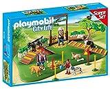 Playmobil - 6145 - SuperSet Centre de Dressage pour Chiens...