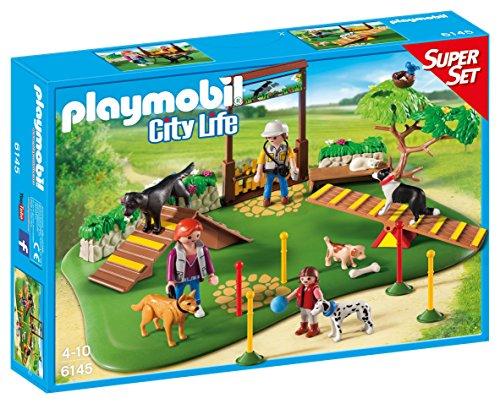 Playmobil - Parque de perros, superset...