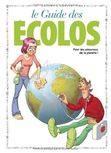Le guide en BD tome 41 - Les écolos