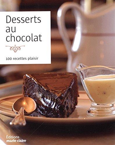 Desserts au chocolat - Poche