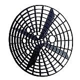 Coperchio Di Protezione Grit 5 Set Di Car Wash Filtro 23,5 × 6CM Grande Schermo Isolamento Car Wash Sabbia Benna Di Acqua Inserimento Filtro A Sabbia Forte Resistenza All'urto Forte Durezza