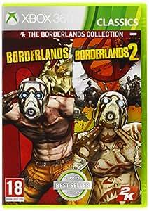 2K Games, The Borderlands Collection - Borderlands + Borderlands 2 Per Xbox 360