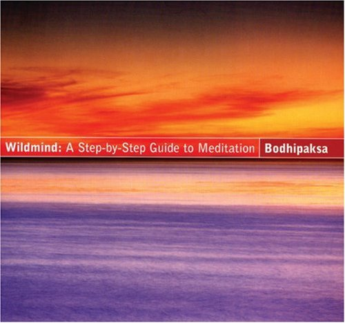 Wildmind: A Step-by-step Guide to Meditation by Bodhipaksa (2003-08-30)