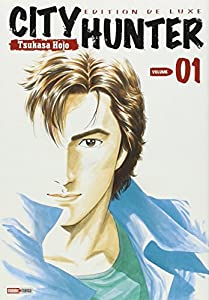 City Hunter - Nicky Larson Edition de luxe Tome 1
