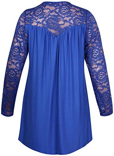 Purple Hanger - Top à manches longues - Femme Bleu Marine