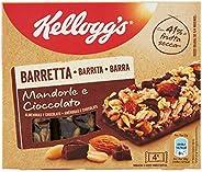 Kellogg's Barretta Mandorle e Cioccolato,