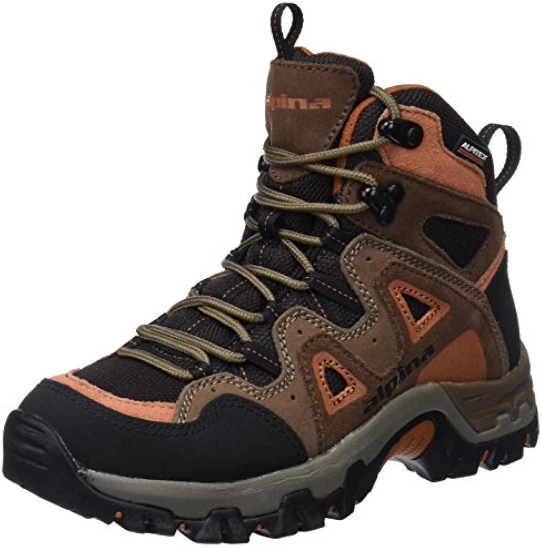 Alpina 680379, Zapatillas de Senderismo Unisex Adulto