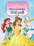 Disney Prinzessin: Mein traumhafter Malspaß