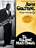 John Coltrane Play-Along: for C, B Flat, E FLAT & Bass Clef Instruments: Includes Downloadable Audio