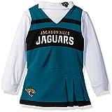 Best adidas Dresses For Girls - NFL Jacksonville Jaguars Girls Cheer Jumper Dress Review