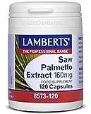 Saw Palmetto Extract 160mg Lamberts 120Capsules by Lamberts