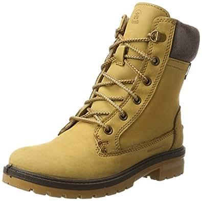 Kamik Damen ROGUE6 Chelsea Boots, Braun (Brown-Brun), 36 EU