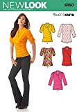 New Look Sewing Pattern 6150 - Misses