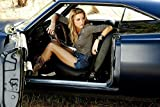 Drive Angry Poster On Silk <90cm x 60cm, 36inch x 24inch> - Seide Plakat - 240346