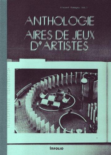 Anthologie Aires de jeux d'artistes