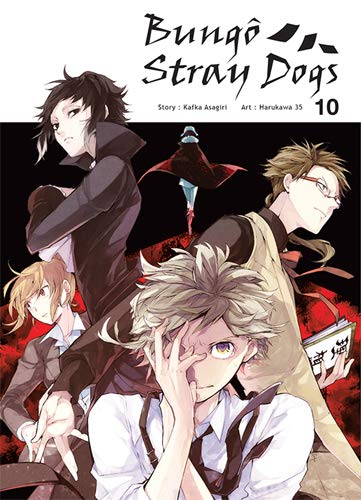 Bungô stray dogs Edition simple Tome 10