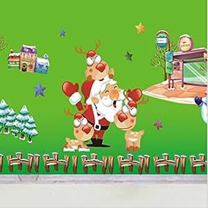 Revesun liebensw rdig version von santa claus weihnachten Q home decor marina mall